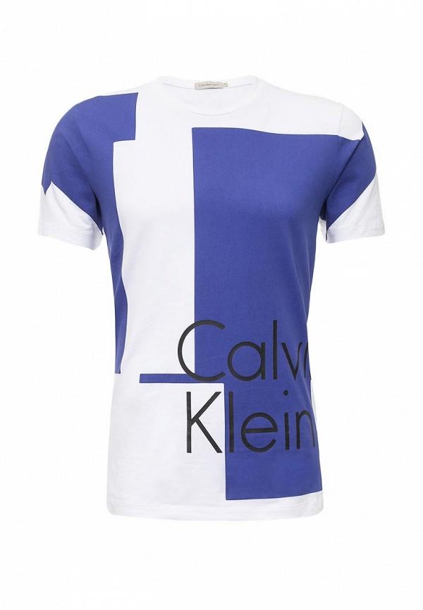 Футболка с надписями Calvin Klein Jeans J3IJ303638: изображение 1