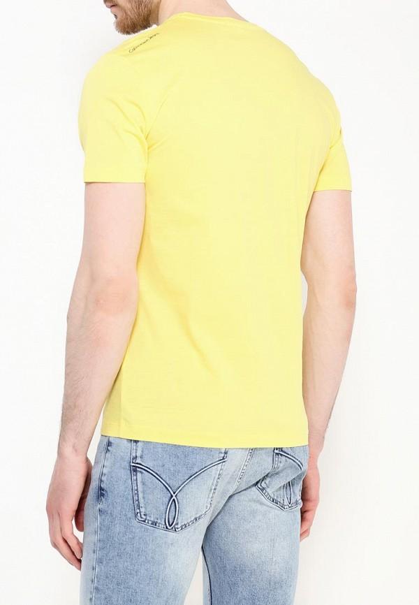 Футболка с коротким рукавом Calvin Klein Jeans J3EJ303879: изображение 4
