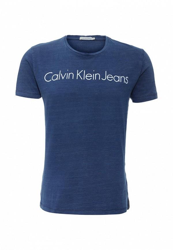 Футболка с коротким рукавом Calvin Klein Jeans J3IJ303654: изображение 2