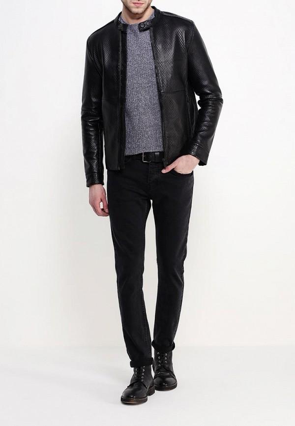 Кожаная куртка Calvin Klein Jeans J3IJ303462: изображение 3