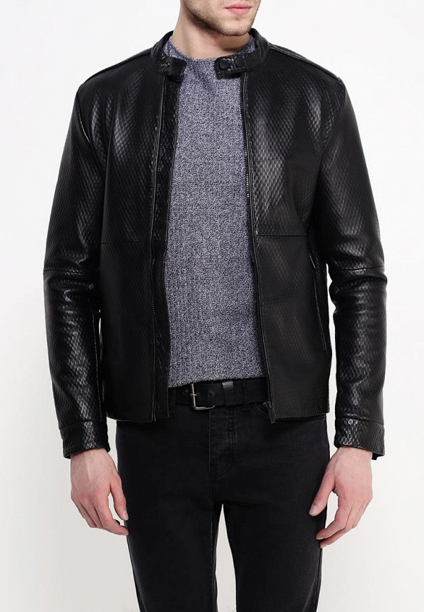 Кожаная куртка Calvin Klein Jeans J3IJ303462: изображение 4