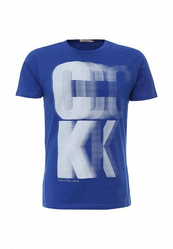 Футболка с коротким рукавом Calvin Klein Jeans J3EJ303427: изображение 1
