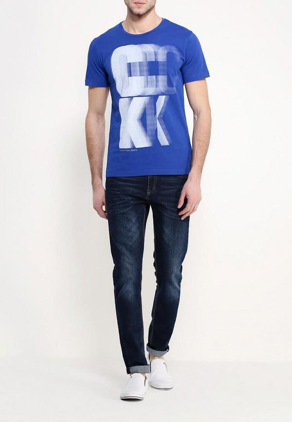 Футболка с коротким рукавом Calvin Klein Jeans J3EJ303427: изображение 2