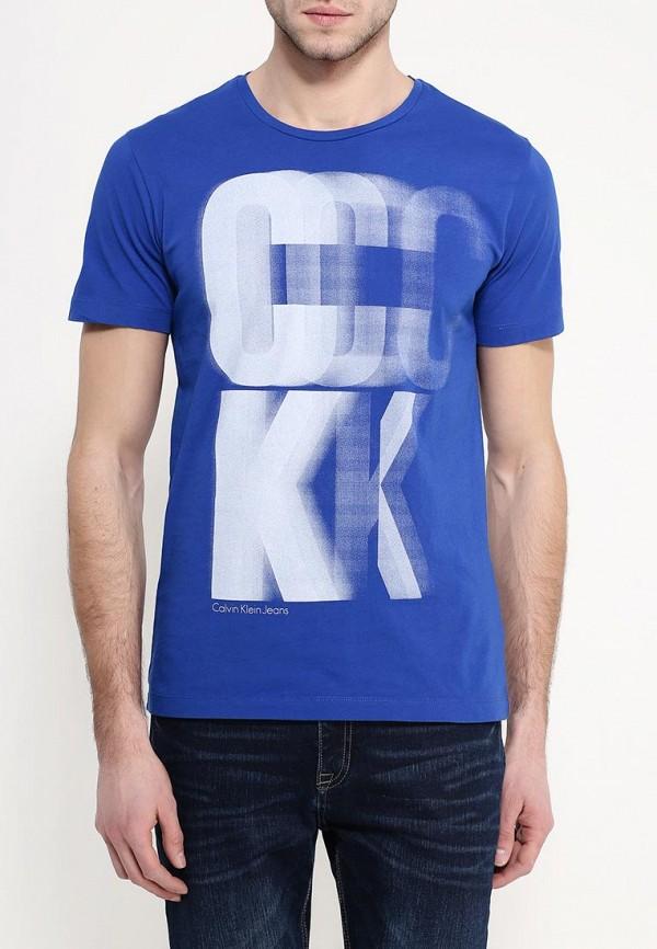 Футболка с коротким рукавом Calvin Klein Jeans J3EJ303427: изображение 3