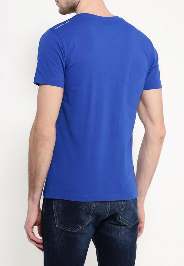 Футболка с коротким рукавом Calvin Klein Jeans J3EJ303427: изображение 4