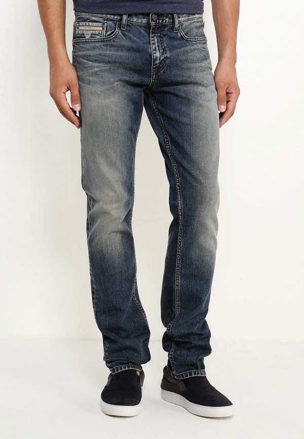 Мужские прямые джинсы Calvin Klein Jeans J30J300113: изображение 3
