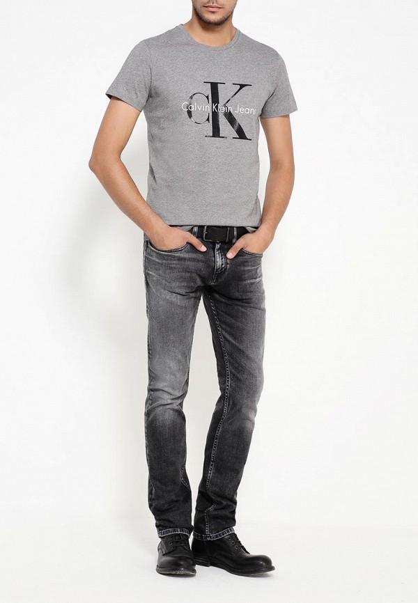 Мужские прямые джинсы Calvin Klein Jeans J30J300114: изображение 2