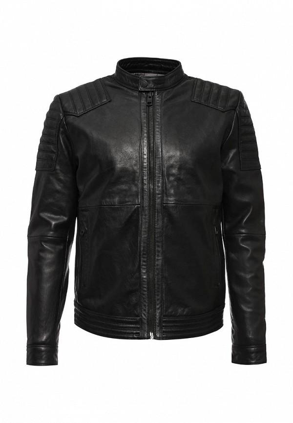Кожаная куртка Calvin Klein Jeans J30J300103