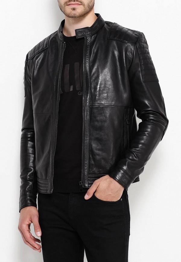 Кожаная куртка Calvin Klein Jeans J30J300103: изображение 3