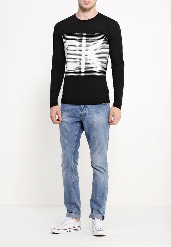 Футболка с фотопринтами Calvin Klein Jeans J30J300755: изображение 3