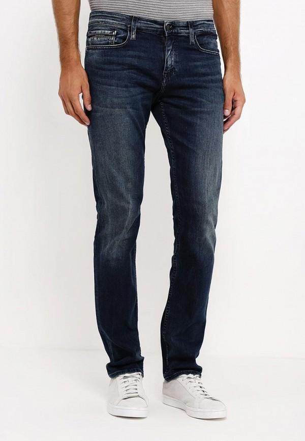 Зауженные джинсы Calvin Klein Jeans J30J300703: изображение 3