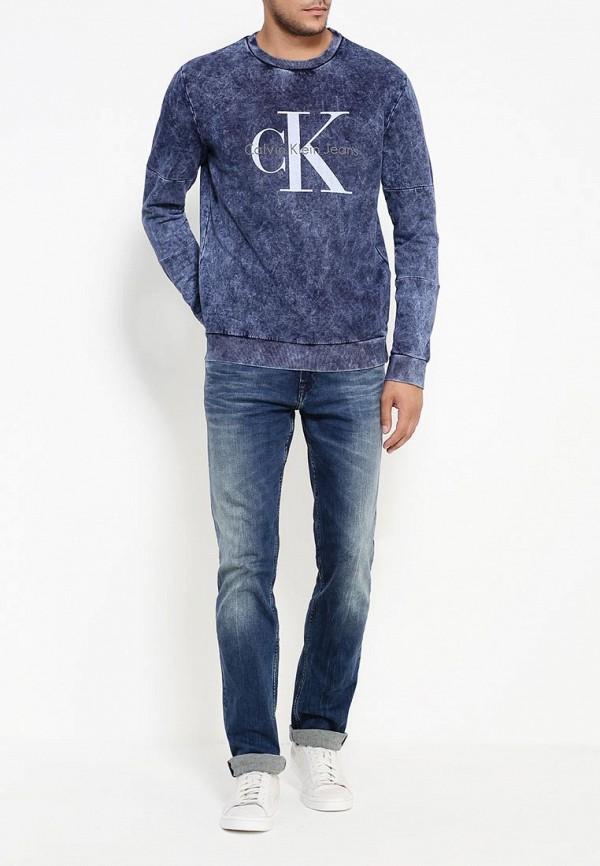 Мужские прямые джинсы Calvin Klein Jeans J30J301420: изображение 2