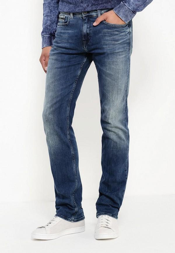 Мужские прямые джинсы Calvin Klein Jeans J30J301420: изображение 3