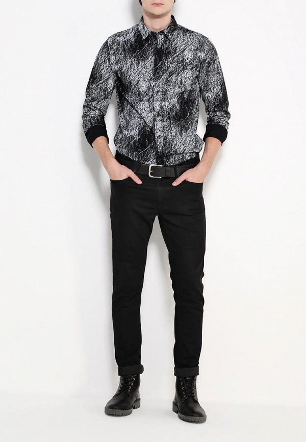 Рубашка с длинным рукавом Calvin Klein Jeans J30J300578: изображение 2