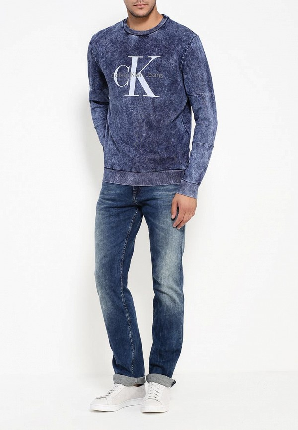 Толстовка Calvin Klein Jeans J30J300564: изображение 2