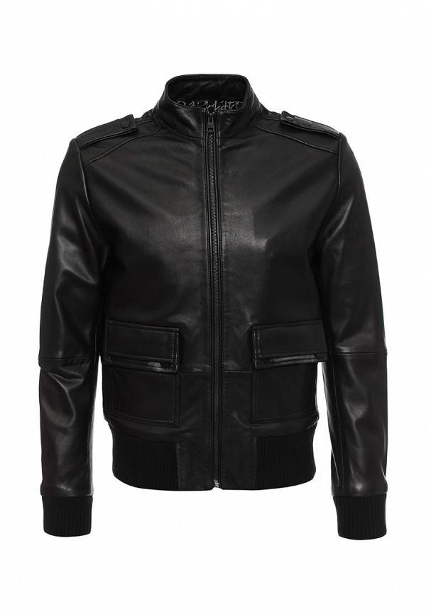 Кожаная куртка Calvin Klein Jeans J30J300584: изображение 2