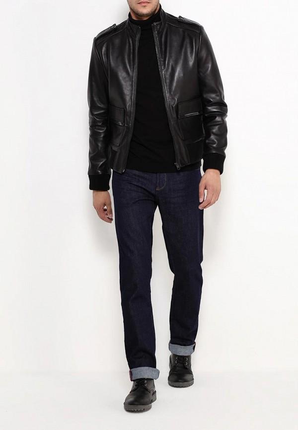 Кожаная куртка Calvin Klein Jeans J30J300584: изображение 3