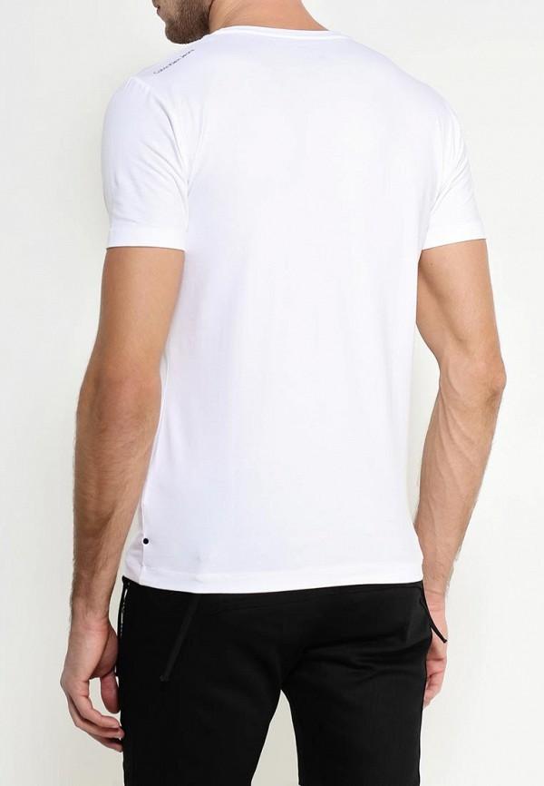 Футболка с надписями Calvin Klein Jeans J30J301081: изображение 4