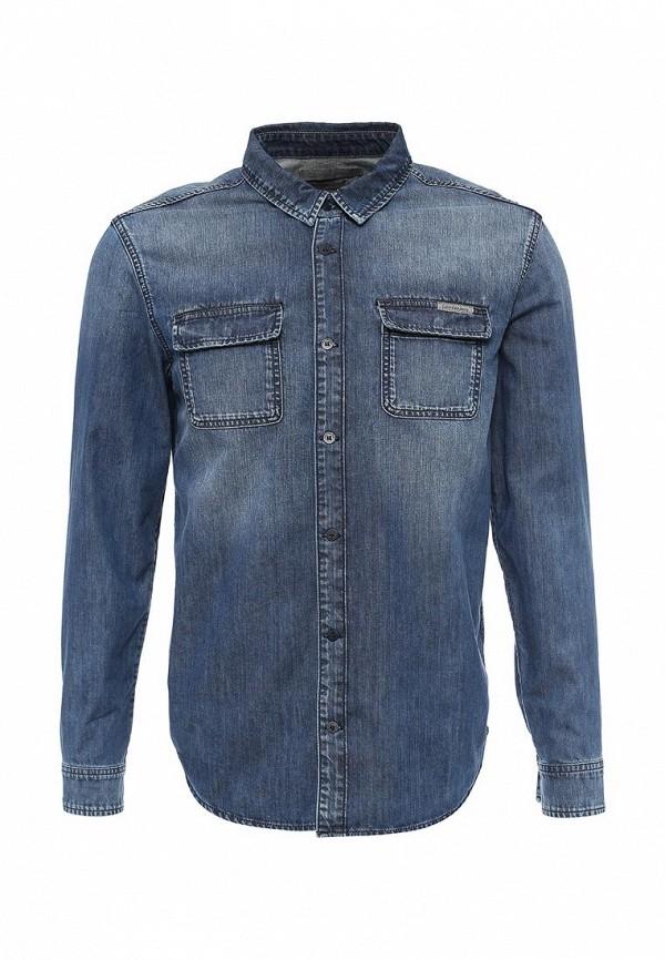 Рубашка джинсовая Calvin Klein Jeans J30J300918