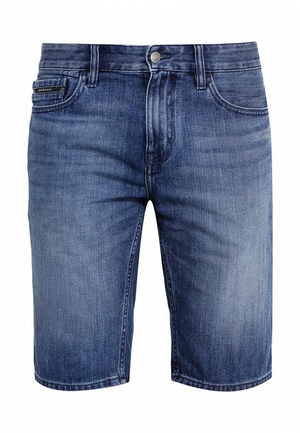 Мужские джинсовые шорты Calvin Klein Jeans J30J304756