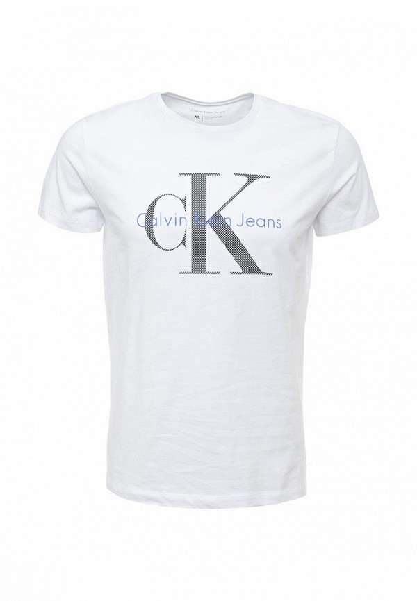 Футболка с коротким рукавом Calvin Klein Jeans J30J304597