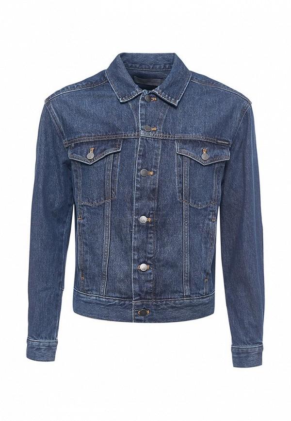 Куртка джинсовая Calvin Klein Jeans Calvin Klein Jeans CA939EMZJT01 calvin klein куртка