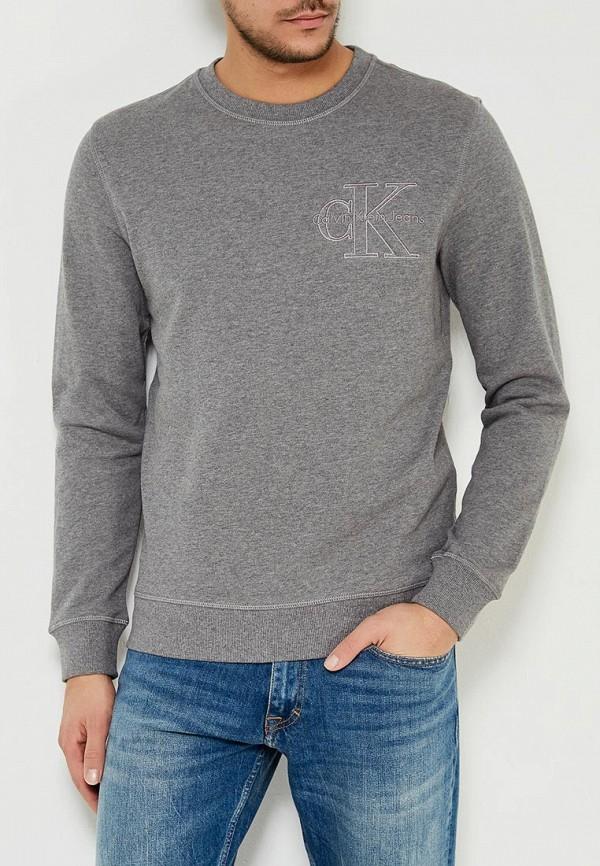 Свитшот Calvin Klein Jeans Calvin Klein Jeans CA939EMZJT13 calvin klein jeans j30j3 01230 4760
