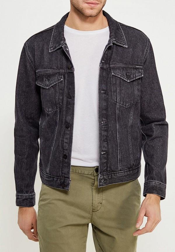 Куртка джинсовая Calvin Klein Jeans Calvin Klein Jeans CA939EMZJV31 куртка calvin klein jeans j20j2 05385 0990