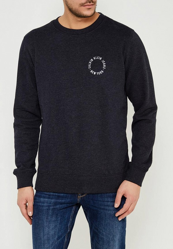 Свитшот Calvin Klein Jeans Calvin Klein Jeans CA939EMZJV33 calvin klein jeans j30j3 01230 4760