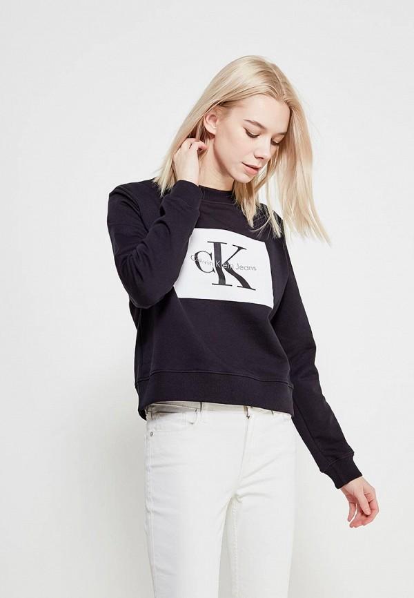 Свитшот Calvin Klein Jeans Calvin Klein Jeans CA939EWAQIG9 свитшот calvin klein jeans calvin klein jeans ca939emuhm88