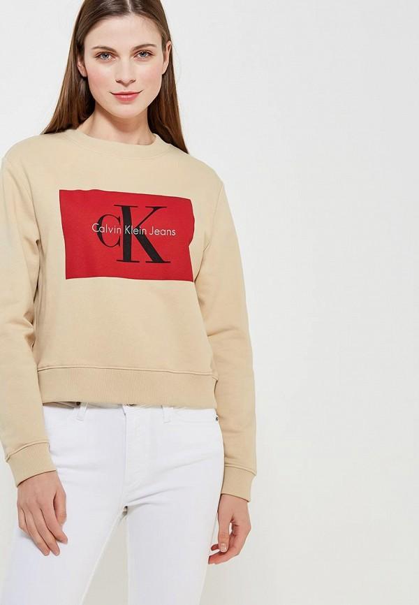 Фото Свитшот Calvin Klein Jeans. Купить с доставкой
