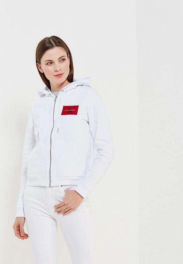 цены Толстовка Calvin Klein Jeans Calvin Klein Jeans CA939EWAQIH3
