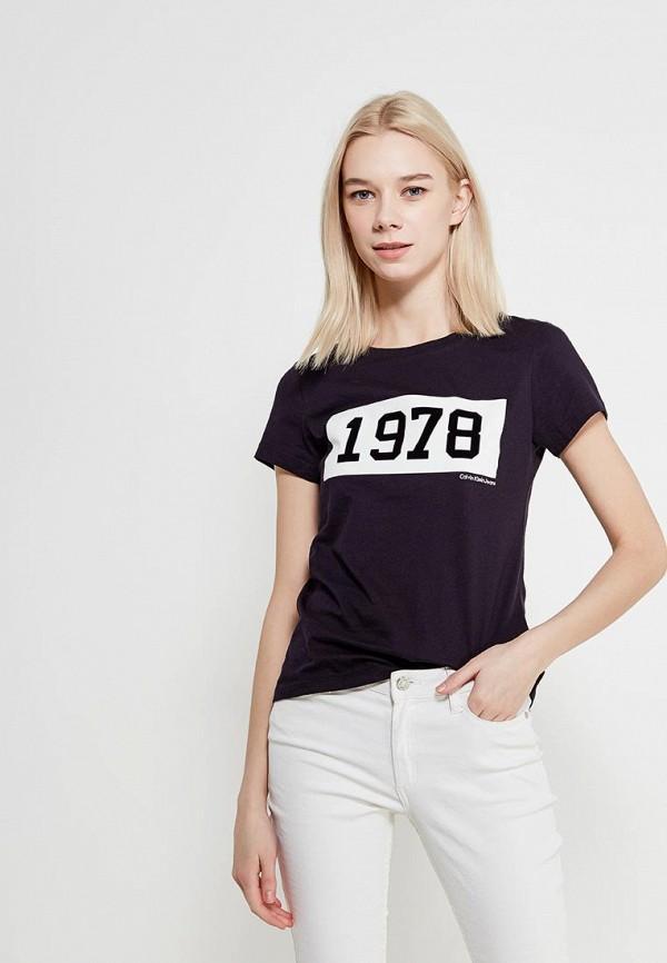 Футболка Calvin Klein Jeans Calvin Klein Jeans CA939EWAQII3