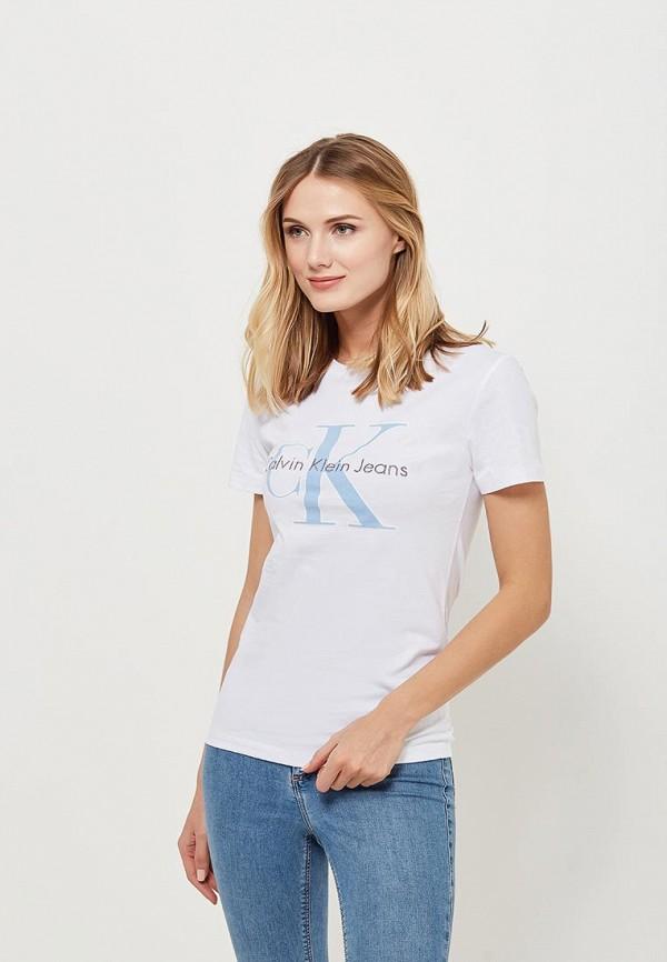 Фото Футболка Calvin Klein Jeans. Купить с доставкой