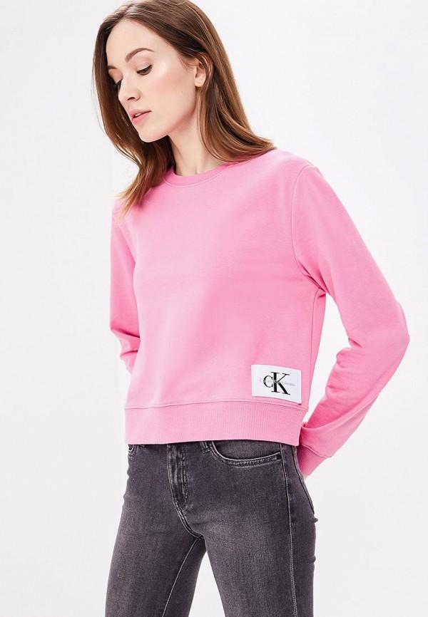 Свитшот Calvin Klein Jeans Calvin Klein Jeans CA939EWBCAY7 свитшот calvin klein jeans calvin klein jeans ca939emuhm88