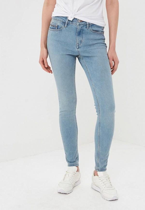 Купить Джинсы Calvin Klein Jeans, CA939EWBFLI1, голубой, Весна-лето 2018