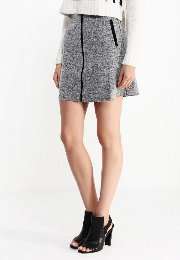 Прямая юбка Calvin Klein Jeans J2DJ203419: изображение 2