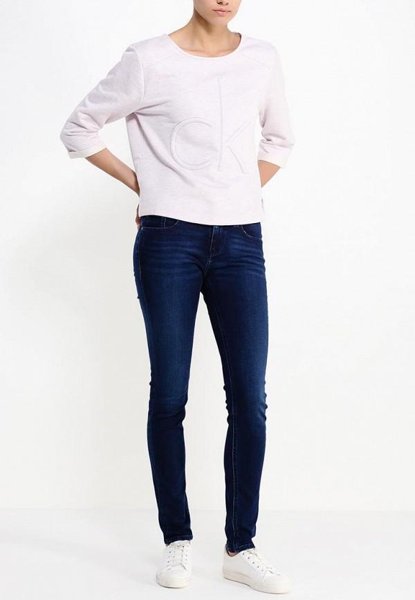 Зауженные джинсы Calvin Klein Jeans J2EJ201779: изображение 7