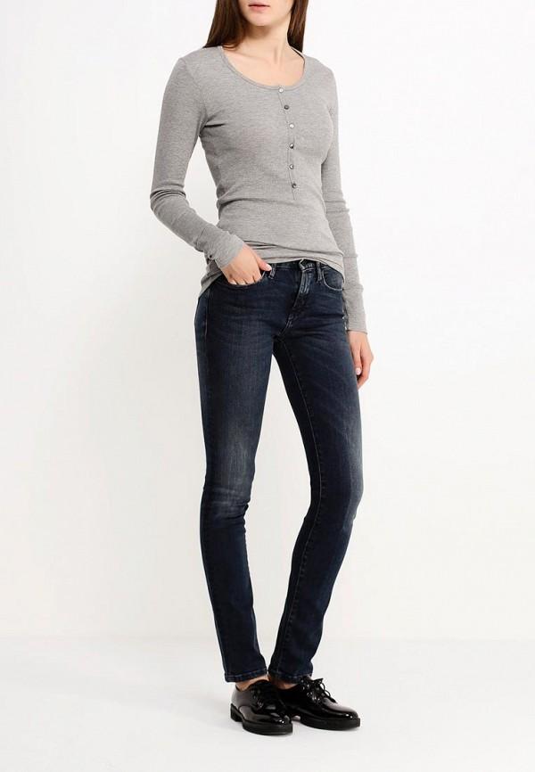 Зауженные джинсы Calvin Klein Jeans J2IJ203613: изображение 2
