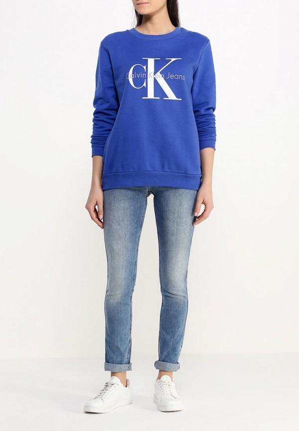 Прямые джинсы Calvin Klein Jeans J2IJ204380: изображение 2