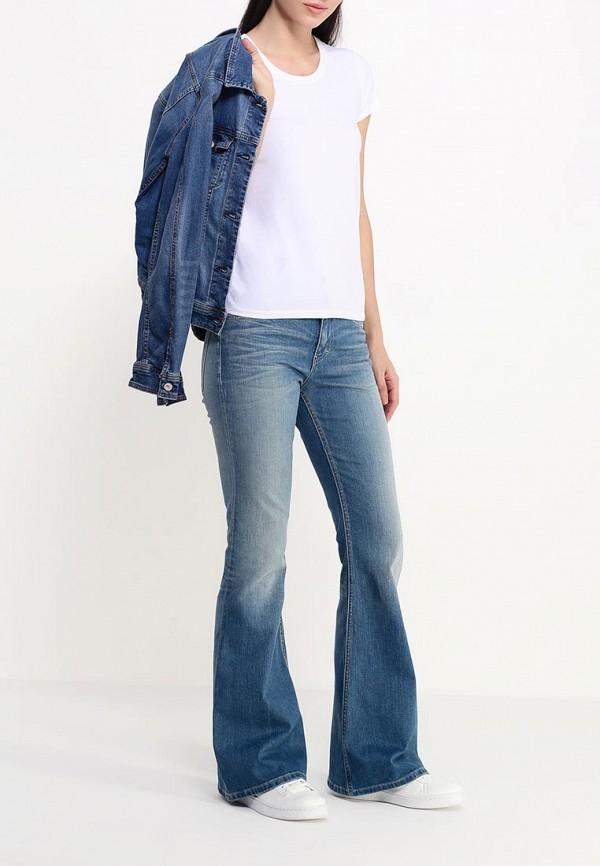 Широкие и расклешенные джинсы Calvin Klein Jeans J2IJ204454: изображение 4