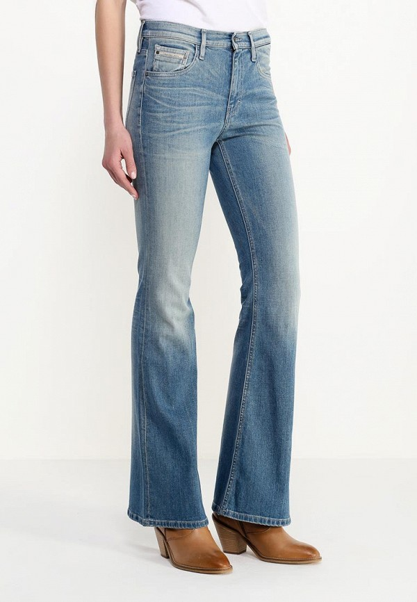 Широкие и расклешенные джинсы Calvin Klein Jeans J2IJ204454: изображение 5