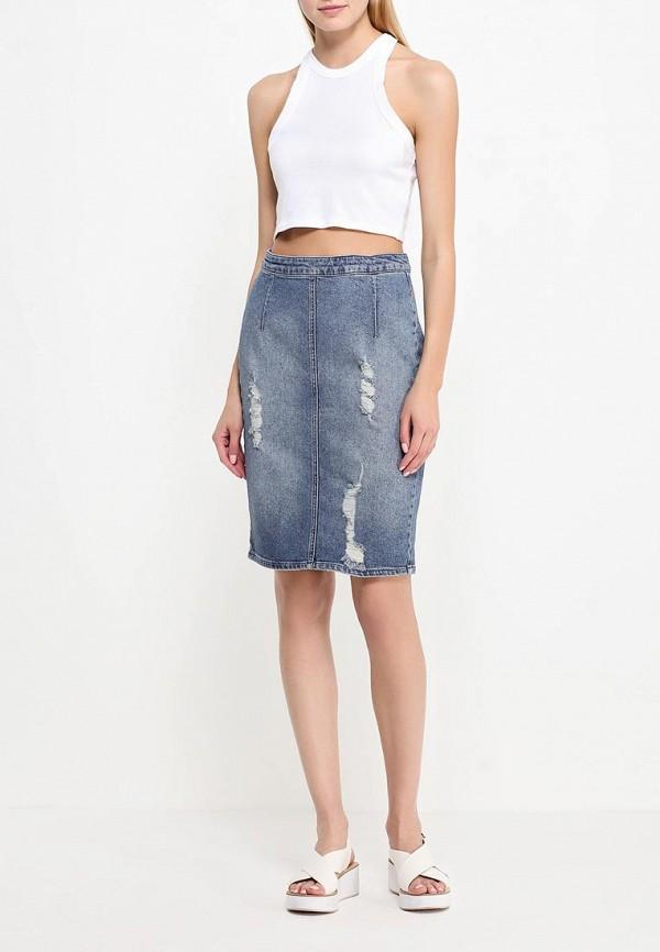 Миди-юбка Calvin Klein Jeans J2IJ204487: изображение 3