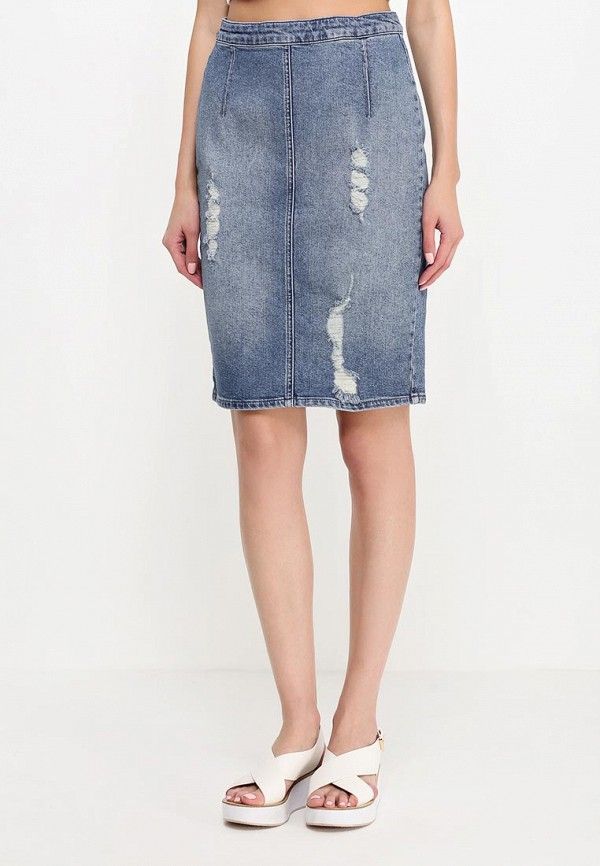 Миди-юбка Calvin Klein Jeans J2IJ204487: изображение 4