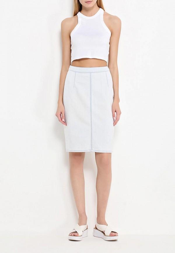 Миди-юбка Calvin Klein Jeans J2DJ204478: изображение 3