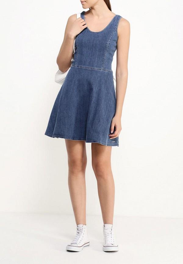 Платье-миди Calvin Klein Jeans J2IJ204483: изображение 2