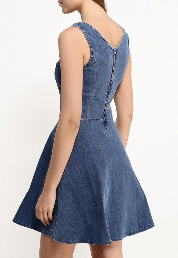 Платье-миди Calvin Klein Jeans J2IJ204483: изображение 4