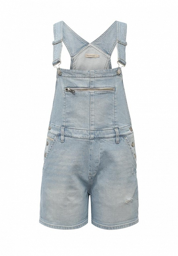 Комбинезон джинсовый Calvin Klein Jeans