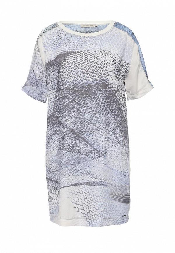 Платье-миди Calvin Klein Jeans J2EJ204083: изображение 1