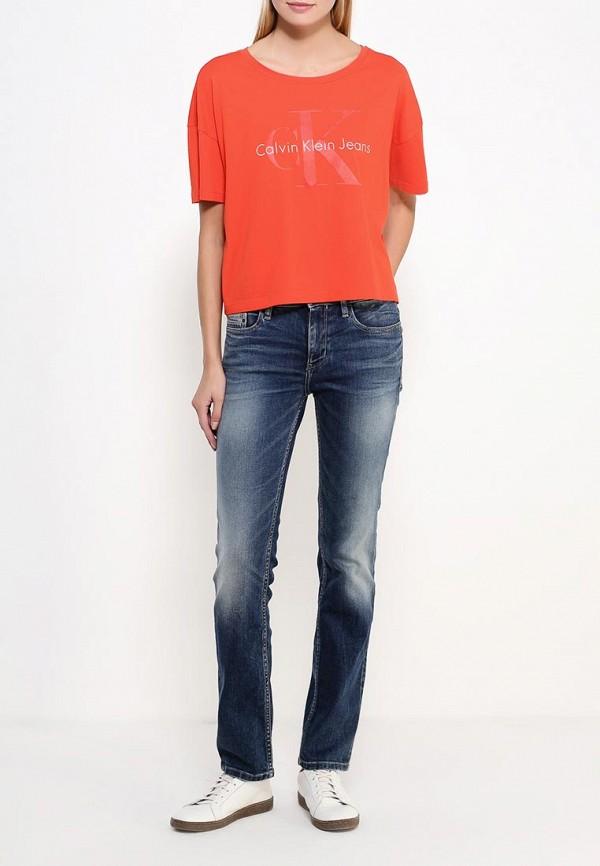 Зауженные джинсы Calvin Klein Jeans J20J200957: изображение 2